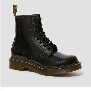 AirWair Doc Marten Black Combat Boots Size 6